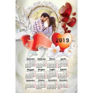 Calendario Personalizzato Love 023