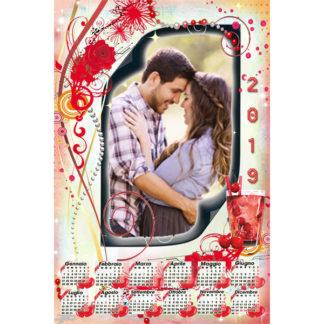 Calendario Personalizzato Love 025