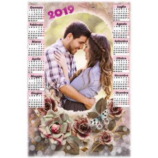 Calendario Personalizzato Love 040